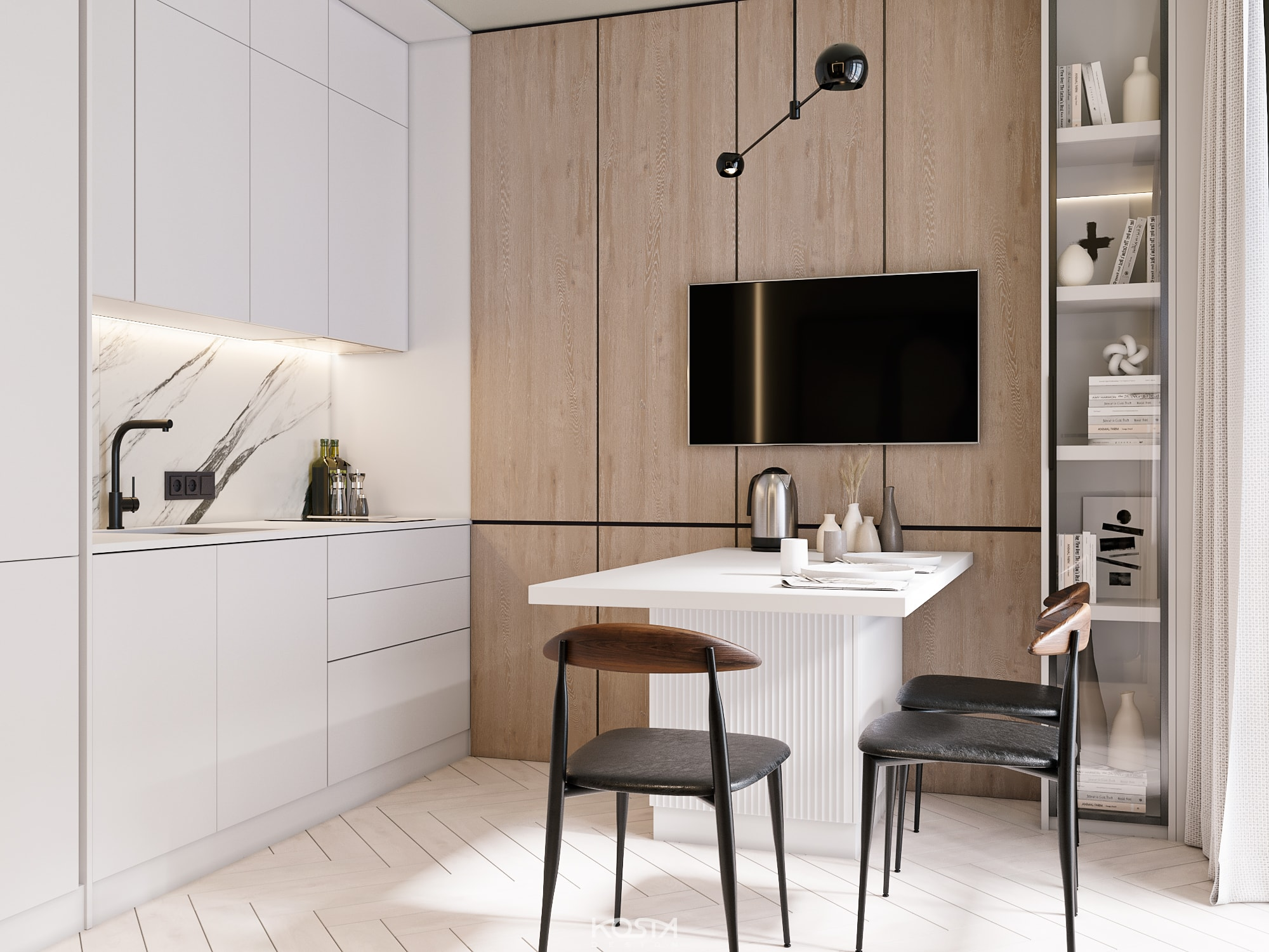 заказать дизайн квартиры в калининграде